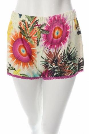 Пижама Desigual, Размер S, Цвят Многоцветен, 95% вискоза, 5% еластан, Цена 40,95лв.