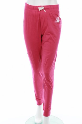 Пижама Disney, Размер XL, Цвят Розов, Памук, Цена 32,25лв.