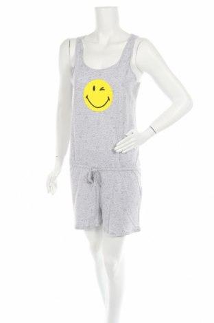 Пижама Etam, Размер M, Цвят Сив, 95% памук, 5% вискоза, Цена 28,98лв.