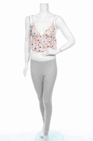 Пижама Even&Odd, Размер S, Цвят Многоцветен, 64% полиестер, 32% вискоза, 4% еластан, Цена 25,92лв.