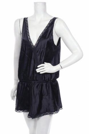 Пижама Hunkemoller, Размер L, Цвят Син, Полиестер, Цена 40,50лв.