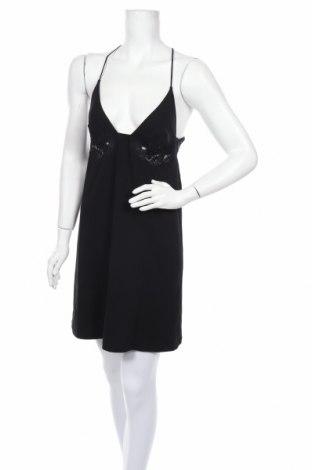 Пижама La Perla, Размер M, Цвят Черен, 47% модал, 47% памук, 6% еластан, Цена 133,40лв.