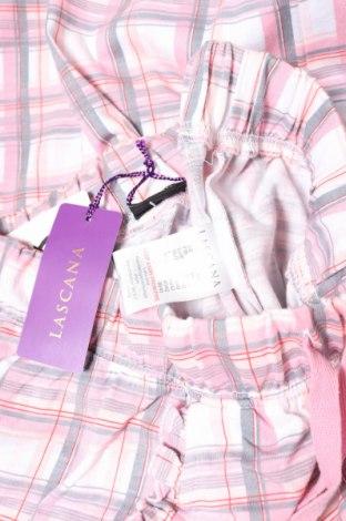 Пижама Lascana, Размер XXS, Цвят Многоцветен, Памук, Цена 34,02лв.