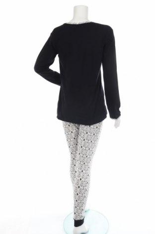 Пижама Melissa Brown, Размер M, Цвят Черен, Памук, Цена 46,50лв.