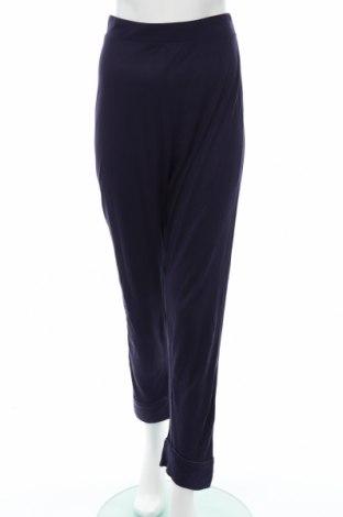 Пижама Oysho, Размер S, Цвят Син, Вискоза, Цена 40,50лв.