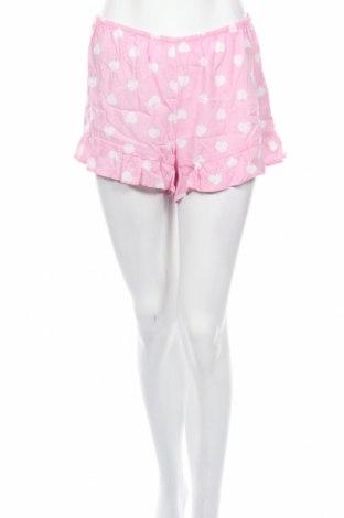Пижама Oysho, Размер S, Цвят Розов, Вискоза, Цена 27,09лв.