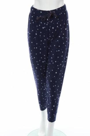 Пижама Oysho, Размер S, Цвят Син, Полиестер, Цена 34,02лв.