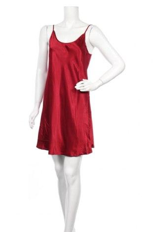 Пижама Oysho, Размер L, Цвят Червен, Вискоза, Цена 36,75лв.
