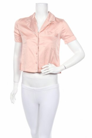 Пижама Undiz, Размер XS, Цвят Розов, Полиестер, Цена 27,09лв.
