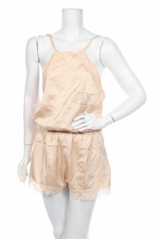 Пижама Y.A.S, Размер L, Цвят Бежов, Полиестер, Цена 36,00лв.