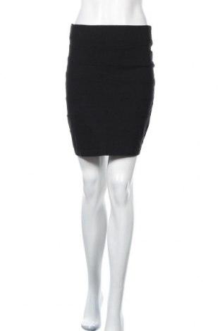Φούστα Floyd By Smith, Μέγεθος S, Χρώμα Μαύρο, 70% βαμβάκι, 23% πολυεστέρας, 7% ελαστάνη, Τιμή 2,73€