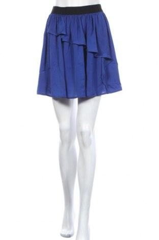 Φούστα Karl Marc John, Μέγεθος S, Χρώμα Μπλέ, Πολυεστέρας, Τιμή 17,86€