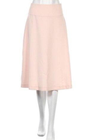 Пола Kiomi, Размер XS, Цвят Розов, 79% полиестер, 17% вискоза, 4% еластан, Цена 42,00лв.