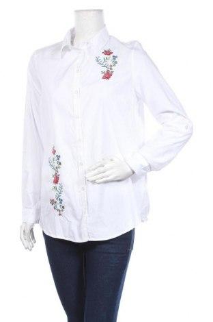 Γυναικείο πουκάμισο εγκυμοσύνης Dorothy Perkins, Μέγεθος M, Χρώμα Λευκό, 68% πολυεστέρας, 32% βαμβάκι, Τιμή 16,94€