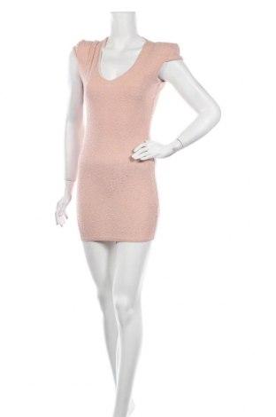 Рокля ASOS Petite, Размер S, Цвят Розов, 95% вискоза, 5% еластан, Цена 22,62лв.