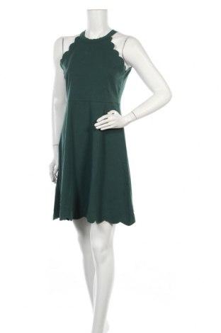 Рокля About You, Размер M, Цвят Зелен, 94% памук, 6% еластан, Цена 31,05лв.