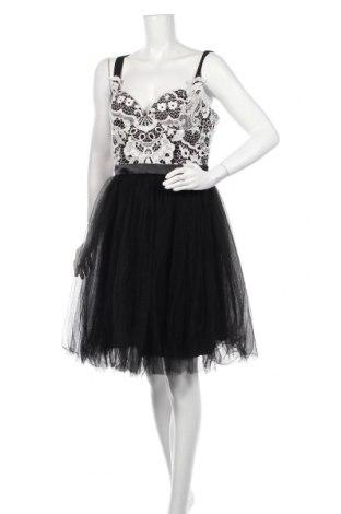 Φόρεμα Chi Chi, Μέγεθος L, Χρώμα Μαύρο, Πολυαμίδη, Τιμή 30,13€