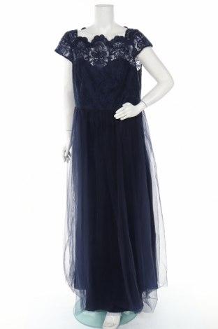 Φόρεμα Chi Chi, Μέγεθος XXL, Χρώμα Μπλέ, Πολυαμίδη, Τιμή 30,49€