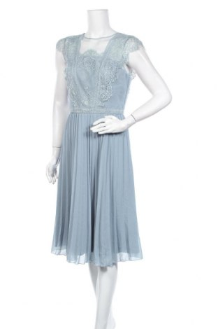 Φόρεμα Chi Chi, Μέγεθος M, Χρώμα Μπλέ, Πολυεστέρας, Τιμή 23,04€