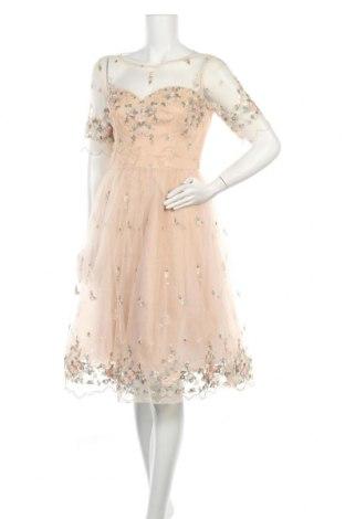 Φόρεμα Chi Chi, Μέγεθος M, Χρώμα Ρόζ , 100% πολυαμίδη, Τιμή 31,57€