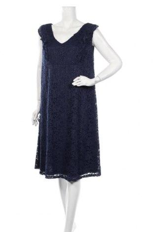 Φόρεμα Dorothy Perkins, Μέγεθος XL, Χρώμα Μπλέ, 88% πολυαμίδη, 12% ελαστάνη, Τιμή 18,85€