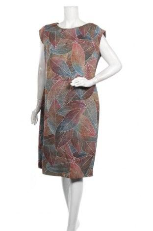 Φόρεμα Escada Sport, Μέγεθος XL, Χρώμα Πολύχρωμο, Μοντάλ, Τιμή 130,34€