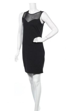 Рокля Even&Odd, Размер XL, Цвят Черен, 92% памук, 8% еластан, Цена 28,42лв.
