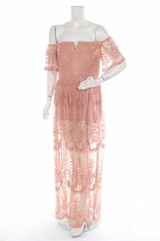 Γυναικεία σαλοπέτα Honey Punch, Μέγεθος XL, Χρώμα Ρόζ , Τιμή 22,94€