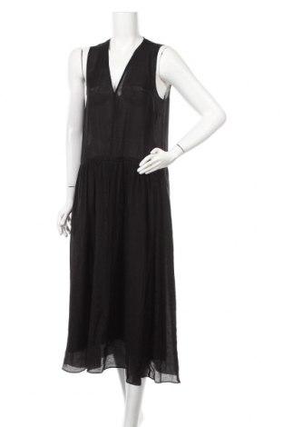 Рокля In Wear, Размер M, Цвят Черен, 55% вискоза, 45% полиамид, Цена 70,85лв.
