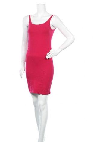 Φόρεμα Lawrence Grey, Μέγεθος S, Χρώμα Ρόζ , 94% βαμβάκι, 6% ελαστάνη, Τιμή 9,20€