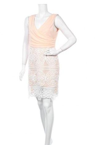 Φόρεμα Lipsy London, Μέγεθος L, Χρώμα Ρόζ , 93% πολυεστέρας, 7% ελαστάνη, Τιμή 20,24€