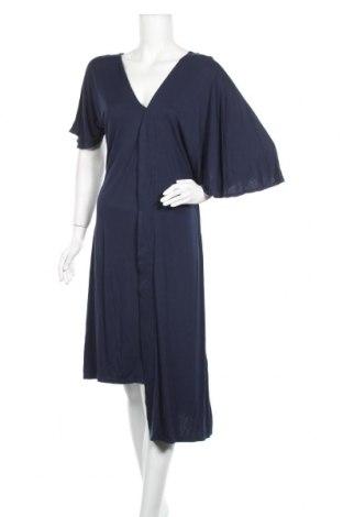 Φόρεμα Lost Ink, Μέγεθος L, Χρώμα Μπλέ, 97% βισκόζη, 3% ελαστάνη, Τιμή 13,44€