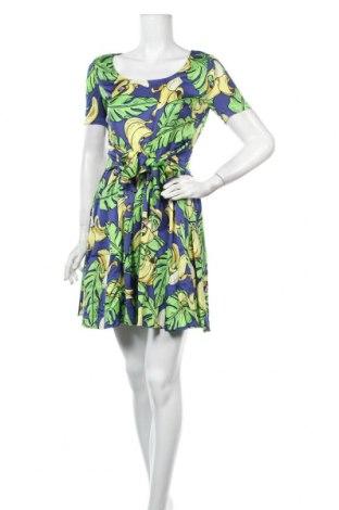 Φόρεμα Love Moschino, Μέγεθος S, Χρώμα Πολύχρωμο, Βισκόζη, Τιμή 114,13€
