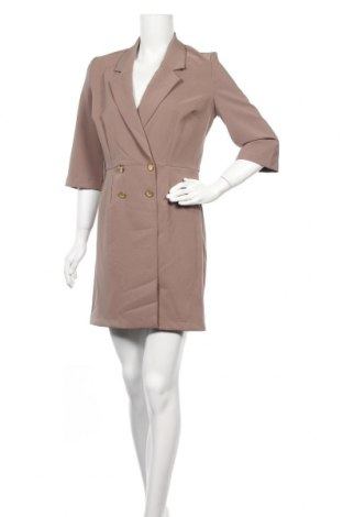 Φόρεμα Orna Farho, Μέγεθος L, Χρώμα  Μπέζ, Τιμή 20,49€