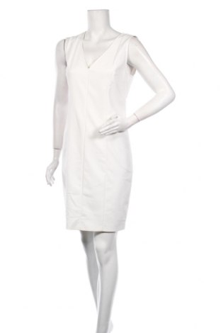 Рокля Patrizia Pepe, Размер M, Цвят Бял, 48% памук, 45% полиамид, 7% еластан, Цена 169,00лв.