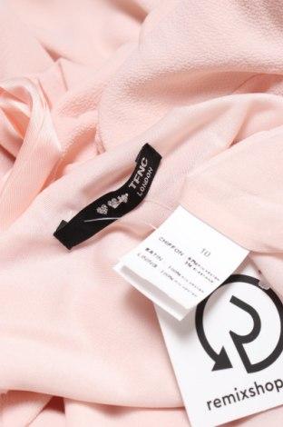 Рокля Tfnc London, Размер M, Цвят Розов, 97% полиестер, 3% еластан, Цена 24,55лв.