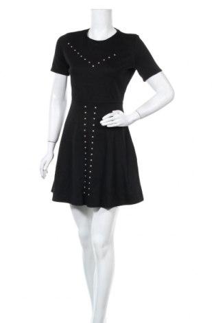 Φόρεμα Trendyol, Μέγεθος S, Χρώμα Μαύρο, 85% βαμβάκι, 15% ελαστάνη, Τιμή 10,89€