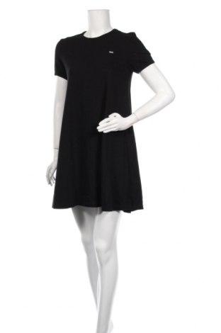 Φόρεμα Wood Wood, Μέγεθος S, Χρώμα Μαύρο, Βαμβάκι, Τιμή 42,99€