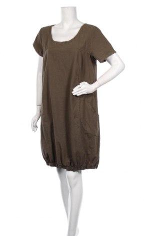 Φόρεμα Zizzi, Μέγεθος XL, Χρώμα Πράσινο, Βαμβάκι, Τιμή 25,57€