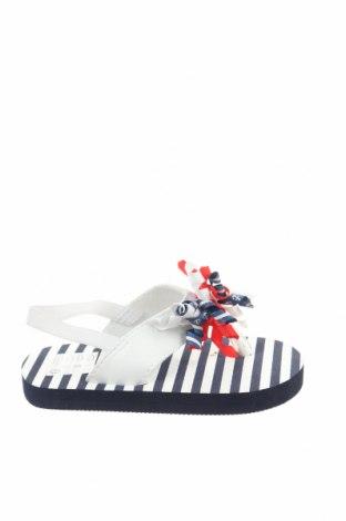 Σανδάλια, Μέγεθος 23, Χρώμα Λευκό, Κλωστοϋφαντουργικά προϊόντα, Τιμή 13,07€