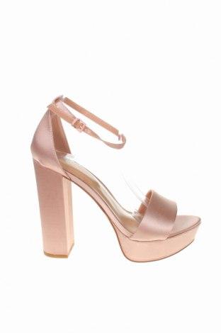Σανδάλια Aldo, Μέγεθος 39, Χρώμα Ρόζ , Κλωστοϋφαντουργικά προϊόντα, Τιμή 23,62€