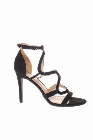 Σανδάλια Anna Field, Μέγεθος 42, Χρώμα Μαύρο, Κλωστοϋφαντουργικά προϊόντα, Τιμή 30,41€