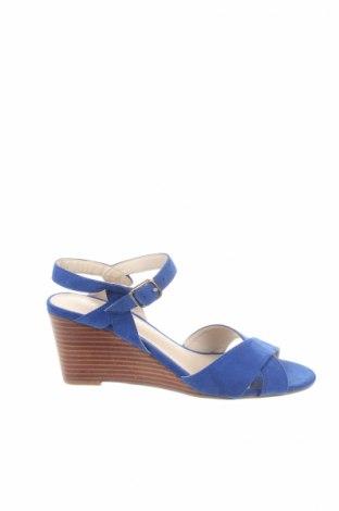 Σανδάλια Camaieu, Μέγεθος 38, Χρώμα Μπλέ, Κλωστοϋφαντουργικά προϊόντα, Τιμή 17,42€