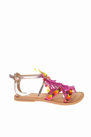 Σανδάλια Gioseppo, Μέγεθος 36, Χρώμα Ρόζ , Φυσικό σουέτ, κλωστοϋφαντουργικά προϊόντα, Τιμή 28,90€
