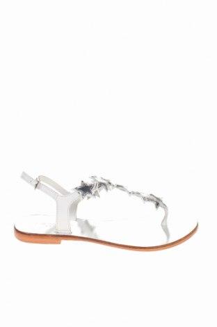 Sandály Jonak, Velikost 36, Barva Bílá, Pravá kůže, Cena  253,00Kč