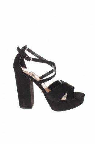 Sandály ONLY, Velikost 39, Barva Černá, Textile , Cena  600,00Kč