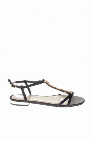Σανδάλια Obsel, Μέγεθος 40, Χρώμα Μαύρο, Κλωστοϋφαντουργικά προϊόντα, Τιμή 19,16€