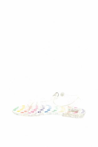 Σανδάλια Orchestra, Μέγεθος 32, Χρώμα Λευκό, Πολυουρεθάνης, Τιμή 14,65€