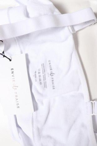 Сутиен Envie De Fraise, Размер L, Цвят Бял, 90% полиамид, 10% еластан, Цена 27,95лв.