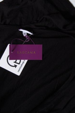 Туника Lascana, Размер M, Цвят Черен, 100% вискоза, Цена 30,16лв.